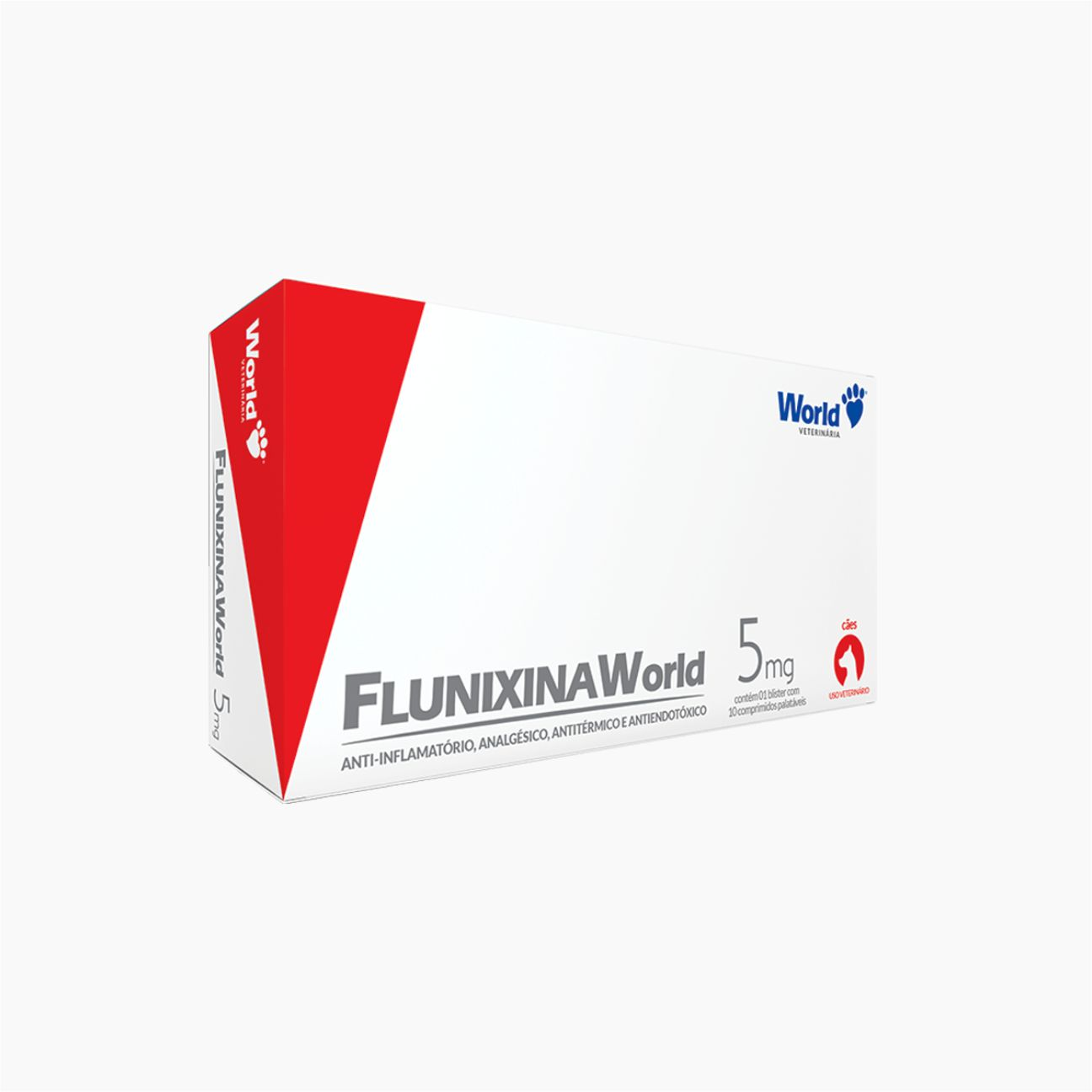 Flunixina World 5 mg