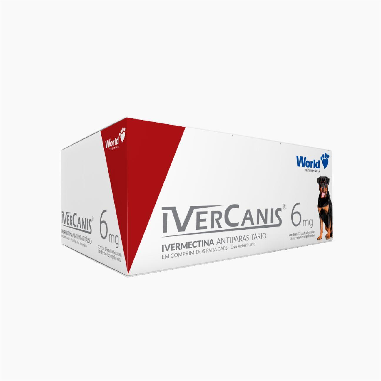 IverCanis 6mg