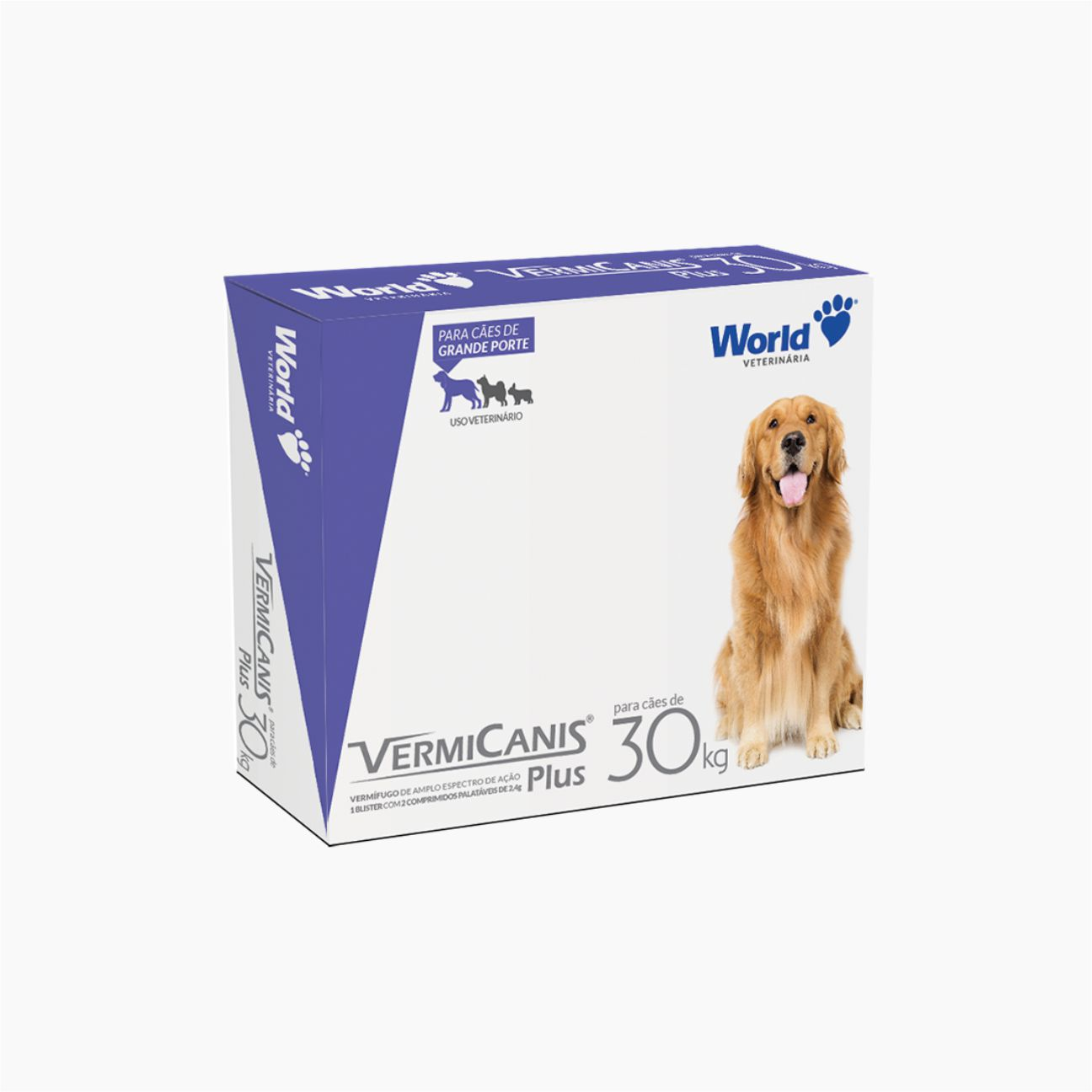 VermiCanis Plus 2,4g