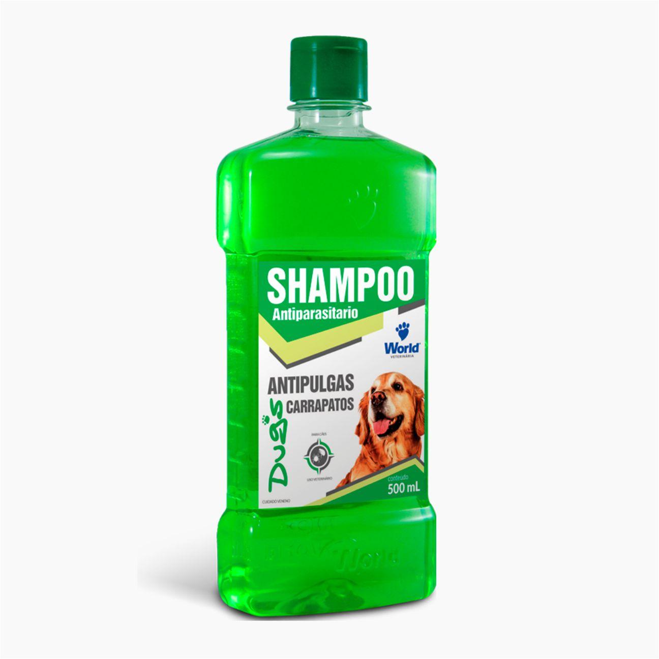 Antiparasitic Dug's Shampoo