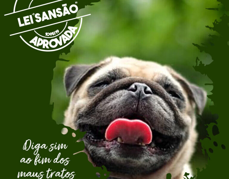 "Lei ""SANSÃO"" sancionada"