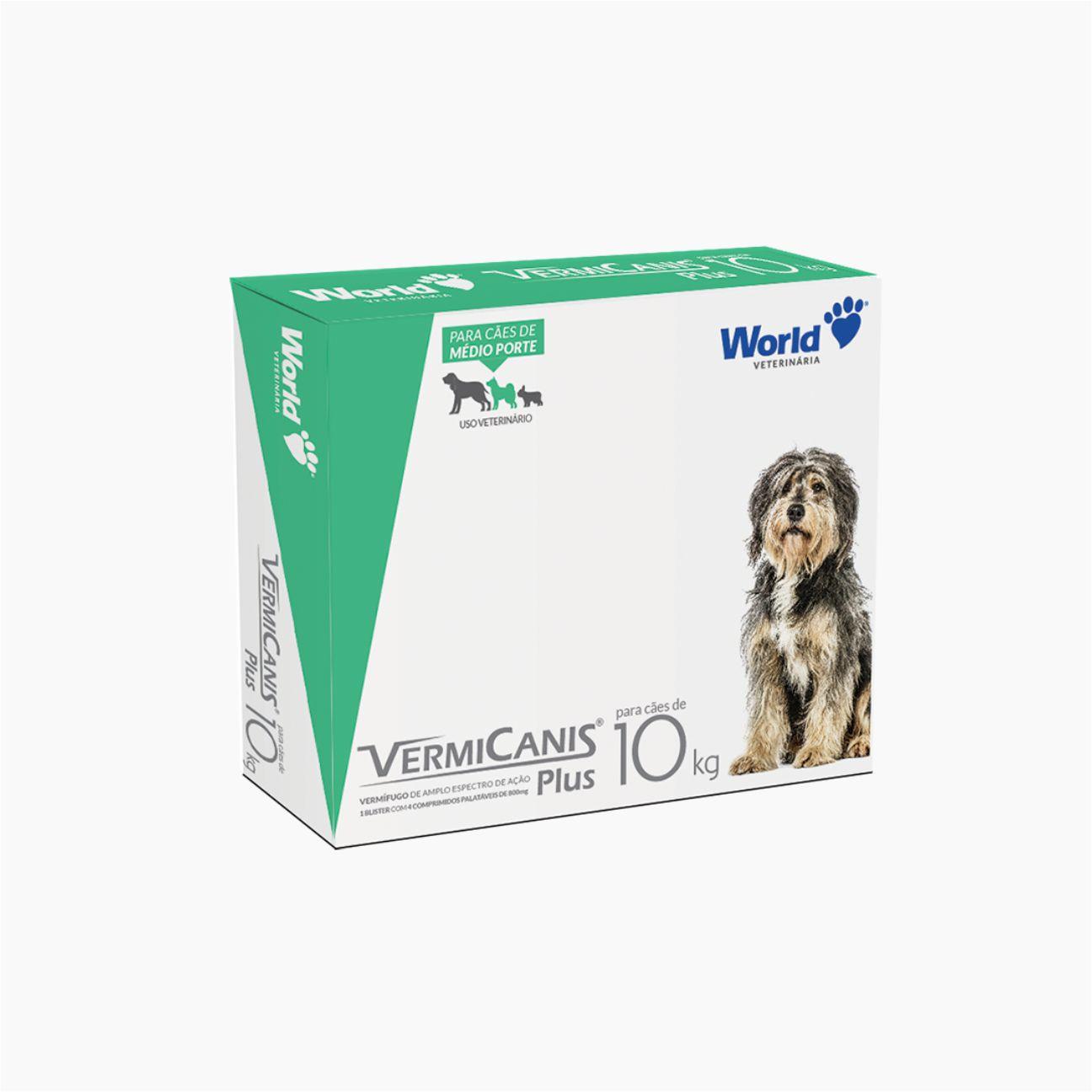 VermiCanis Plus 800mg