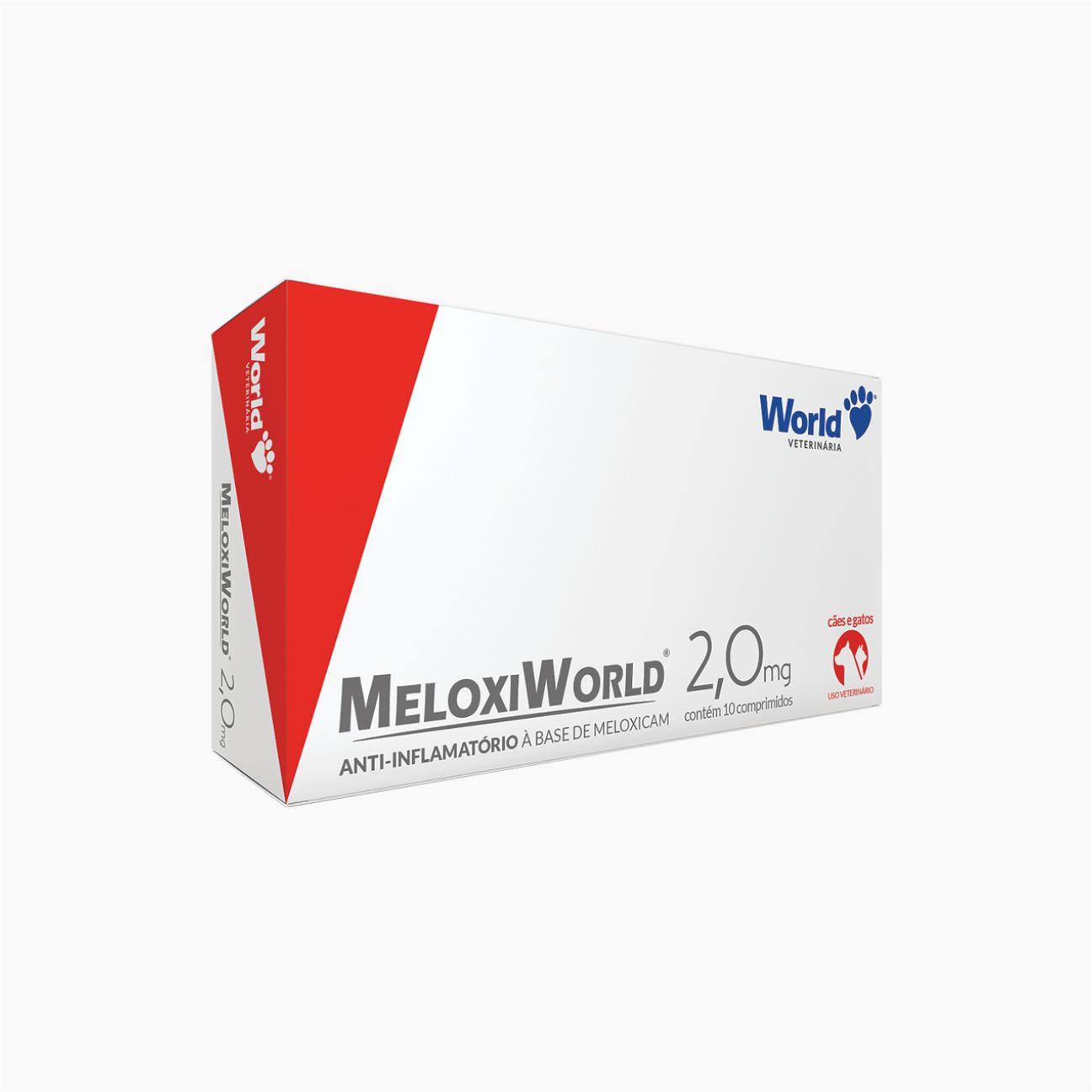 MeloxiWorld 2,0mg